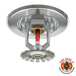 Instalação de Sistema de Sprinklers