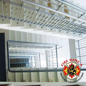 Pressurização de Escadas de Incêndio