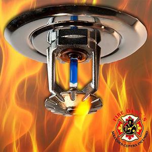 Projeto de prevenção contra incêndio